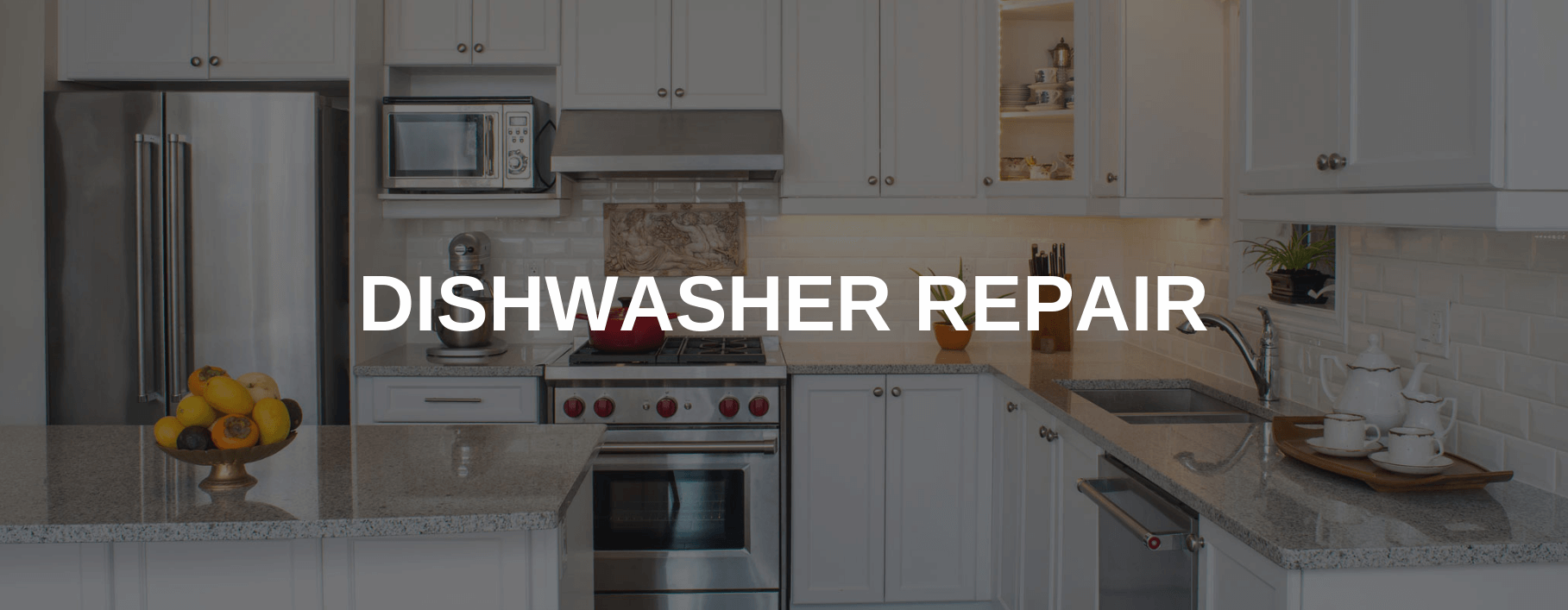 dishwasher repair north las vegas