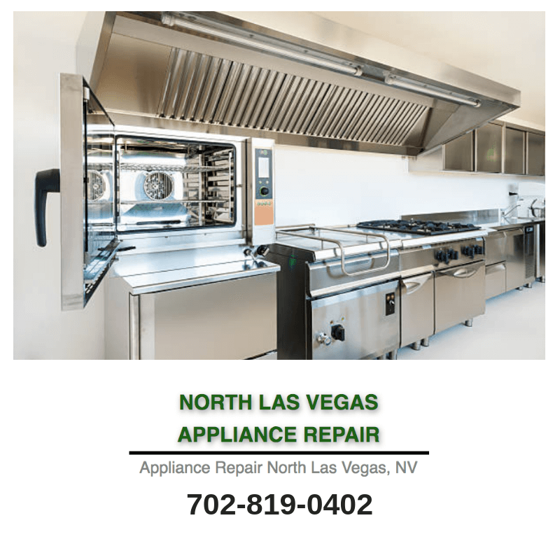 commercial appliance repair